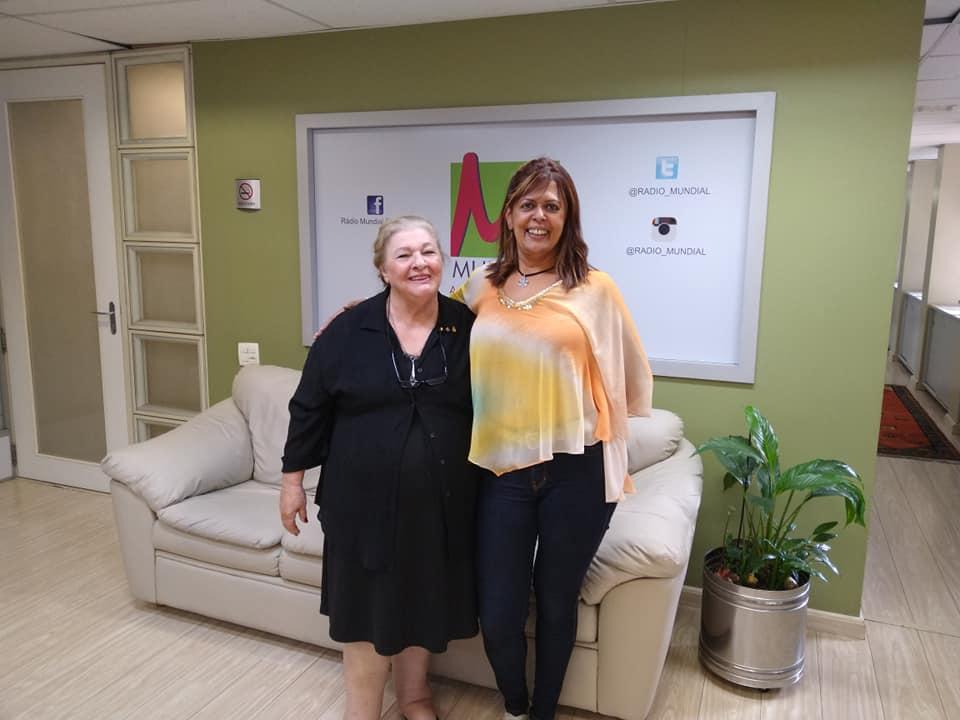 Entrevista com a Sereníssima Grã Mestre MYRTHES CHIOZO da Grande Loja Symbolica Escosseza do Brasil